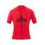 X-Bionic Effektor Power Kortärmad cykeltröja Herr röd